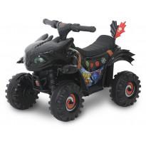Lasten sähkömönkijä Rollplay Dragon, 6V, musta