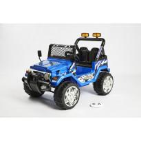 Lasten sähköauto Nordic Play Offroader, sininen
