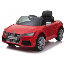 Lasten sähköauto Nordic Play Audi TTS Roadster, 12V, kumipyörillä
