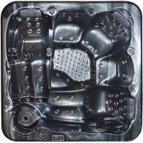 Ulkoporeallas Novitek Olos Premium 970x2210x2210 mm