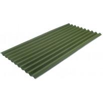 Katelevy Onduline 95x200cm vihreä
