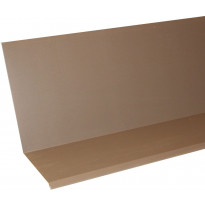 Seinälle nosto pelti Onduline 90° 200cm ruskea