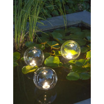 Valaisin Ubbink Multibright float 3, LED