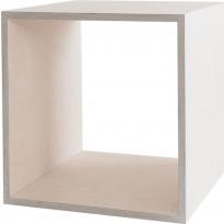 Pöytä/jakkara OHTO Nordic Home Konto, valkoinen