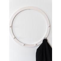Naulakko OHTO Nordic Home Olo, 60cm, valkoinen