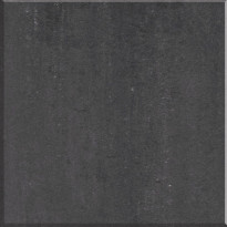 Lattialaatta LPC Nature 300 Musta, 9,7x9,7cm, leikattu, matta