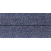Seinälaatta LPC Flamingo Blue Precut, 20x40cm, sininen