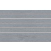 Seinälaatta LPC Minimal Grey Precut, 25x40cm, harmaa
