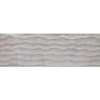 Seinälaatta LPC Baltimore Contour Gray, 33,3x100cm, harmaa