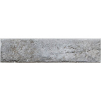 Lattialaatta LPC Living Brick 15 Harmaa, 6x25cm