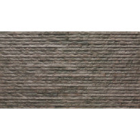 Seinälaatta LPC Strip 100 Antrasiitti, 31,5x56,5cm