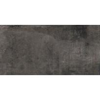 Lattialaatta LPC Living Yönmusta, 30,5x60,5cm