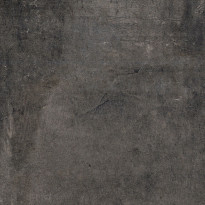 Lattialaatta LPC Living Yönmusta, 60,5x60,5cm