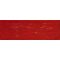 Seinälaatta LPC Mediterranean Punainen, 20x60cm