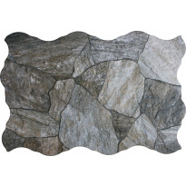 Lattialaatta LPC Deva Gris, 44,2x66,4cm, harmaa