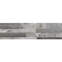 Seinälaatta LPC Murales Lyijynharmaa, 15x61cm