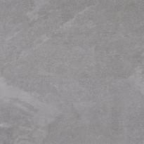 Lattialaatta LPC Slate St Grafiitti, 100x100cm, tasapintainen, matta harmaa