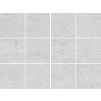 Lattialaatta LPC Neutro Valkoinen, 10x10cm, matta