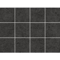 Lattialaatta LPC Neutro Ruskea, 10x10cm, matta