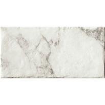 Lattialaatta LPC Temple Valkoinen, 20x40cm, matta