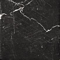 Lattialaatta LPC Temple Musta, 20x20cm, matta