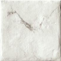 Lattialaatta LPC Temple Valkoinen, 20x20cm, matta
