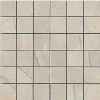 Mosaiikkilaatta LPC Temple Harmaa, 5x5cm, matta