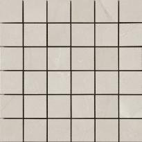 Mosaiikkilaatta LPC Temple Tuhka, 5x5cm, matta