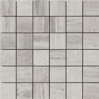 Mosaiikkilaatta LPC Temple Hopea, 5x5cm, matta