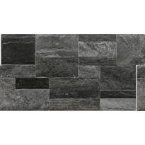 Seinälaatta LPC Andalucia Antrasiitti, 33.3x66.6cm, matta