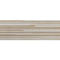 Seinälaatta LPC Flora Stick, 30x90cm, matta, beige