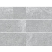 Lattialaatta LPC Berlin Grey, 10x10cm, matta
