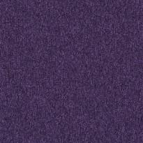 Tekstiililaatta Interface Heuga 727 Dark Orchid, 50x50cm