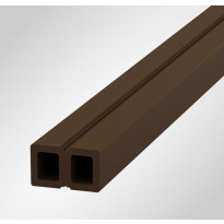 Aluslauta Onewood, 50x30x4200mm, puukomposiitti, tummanruskea