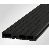 Aloituslauta Onewood ML Light, 150x25x4200mm, puukomposiitti, tummanharmaa