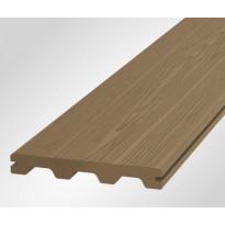Terassilauta Onewood Nordic, 150x20x4200mm, puukomposiitti, ruskea