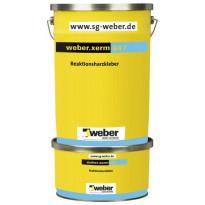 Epoksikiinnityslaasti Weber Xerm 847, 5kg