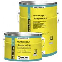 Tiivistysepoksi Weber Floor 4712 10 kg, Verkkokaupan poistotuote