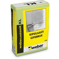 Kipsilaasti Weber Vetonit KL 30 kg
