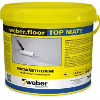 Pinnoite Weber Floor Top Matt, 4kg
