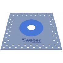 Läpivienti Weber Vetonit SC 32-55 mm, 1 kpl