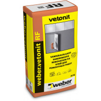 Saneerauslaasti RF Weber Vetonit, 20 kg