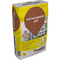 Ohutrappauslaasti Weber Vetonit 410 25 kg