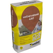 Kuiturappauslaasti Weber Vetonit 440 25 kg