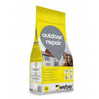 Korjaus- ja tasoituslaasti Weber Outdoor Repair, 5 kg