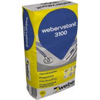 Hienotasoite Weber Vetonit 3100, 20 kg