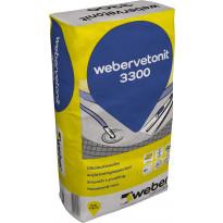 Oikaisutasoite Weber Vetonit 3300, 20 kg