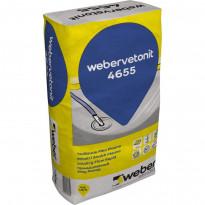 Lattiatasoite Weber Vetonit 4655 Teollisuus PikaPlaano, 20kg