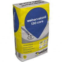 Lattiatasoite Weber Vetonit 130 Core Comfort Plaano, 20kg