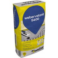 Lämpölattiamassa Weber Vetonit 5400, 20 kg